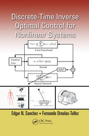 Discrete-Time Inverse Optimal Control for Nonlinear Systems - 1st Edition book cover