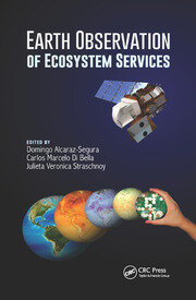 Earth Observation of Ecosystem Services - 1st Edition book cover