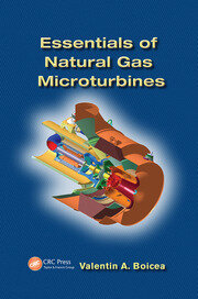 Essentials of Natural Gas Microturbines - 1st Edition book cover