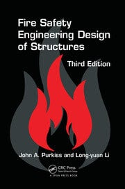 Fire Safety Engineering Design of Structures - 3rd Edition book cover