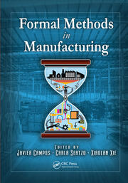 Formal Methods in Manufacturing - 1st Edition book cover