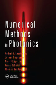 Numerical Methods in Photonics - 1st Edition book cover