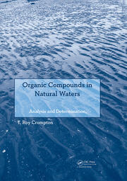 Organic Compounds in Natural Waters - 1st Edition book cover