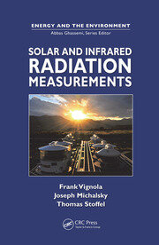 Solar and Infrared Radiation Measurements - 1st Edition book cover