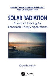 Solar Radiation - 1st Edition book cover