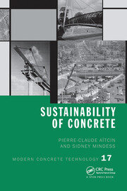 Sustainability of Concrete - 1st Edition book cover