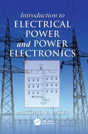 Introduction to Electrical Power and Power Electronics - 1st Edition book cover