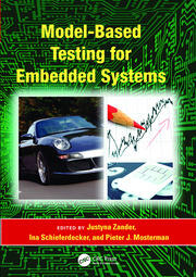 Model-Based Testing for Embedded Systems - 1st Edition book cover