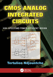 CMOS Analog Integrated Circuits - 1st Edition book cover