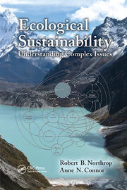 Ecological Sustainability - 1st Edition book cover