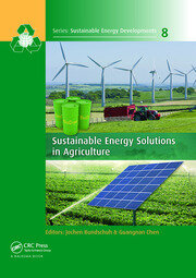 Sustainable Energy Solutions in Agriculture - 1st Edition book cover