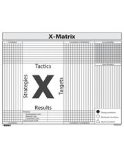 X-Matrix - 1st Edition book cover