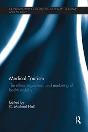 Medical Tourism - 1st Edition book cover