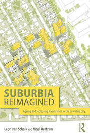 Suburbia Reimagined - 1st Edition book cover