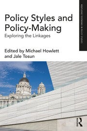 Policy Styles and Policy-Making - 1st Edition book cover