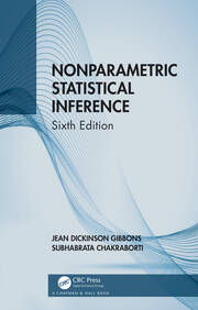 Nonparametric Statistical Inference - 6th Edition book cover