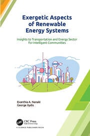 Exergetic Aspects of Renewable Energy Systems - 1st Edition book cover