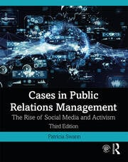 Cases in Public Relations Management - 3rd Edition book cover