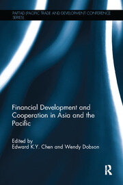 Financial Development and Cooperation in Asia and the Pacific - 1st Edition book cover