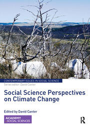 Social Science Perspectives on Climate Change - 1st Edition book cover