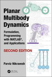 Planar Multibody Dynamics - 2nd Edition book cover