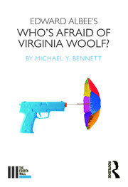 Edward Albee's Who's Afraid of Virginia Woolf? - 1st Edition book cover