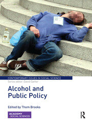 Alcohol and Public Policy - 1st Edition book cover
