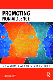 Promoting Non-Violence - 1st Edition book cover