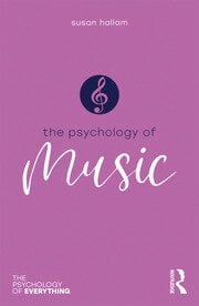 Psychology of Music - 1st Edition book cover
