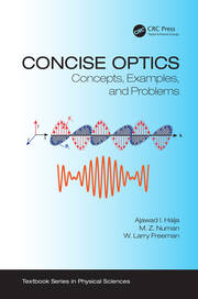 Concise Optics - 1st Edition book cover