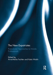 The New Expatriates - 1st Edition book cover