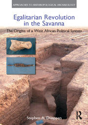 Egalitarian Revolution in the Savanna - 1st Edition book cover