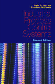 Industrial Process Control Systems, Second Edition - 2nd Edition book cover