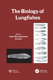 The Biology of Lungfishes - 1st Edition book cover
