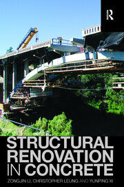 Structural Renovation in Concrete - 1st Edition book cover