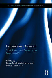 Contemporary Morocco - 1st Edition book cover