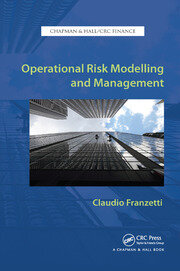 Operational Risk Modelling and Management - 1st Edition book cover