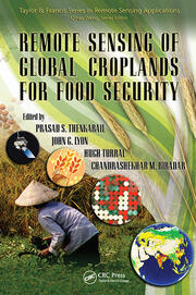 Remote Sensing of Global Croplands for Food Security - 1st Edition book cover