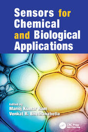 Sensors for Chemical and Biological Applications - 1st Edition book cover
