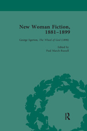 New Woman Fiction, 1881-1899, Part III vol 8 - 1st Edition book cover