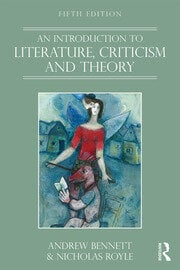 An Introduction to Literature, Criticism and Theory - 5th Edition book cover