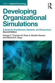 Developing Organizational Simulations - 2nd Edition book cover