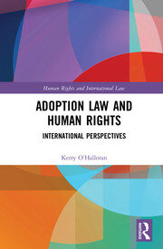Adoption Law and Human Rights - 1st Edition book cover