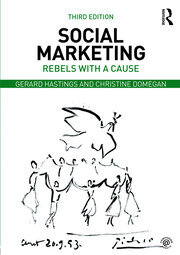 Social Marketing - 3rd Edition book cover