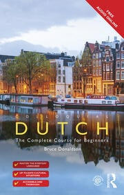 Colloquial Dutch - 3rd Edition book cover