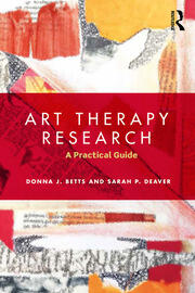 Art Therapy Research - 1st Edition book cover