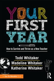 Your First Year - 1st Edition book cover
