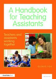 A Handbook for Teaching Assistants - 3rd Edition book cover
