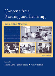 Content Area Reading and Learning - 3rd Edition book cover