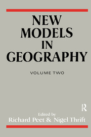 New Models in Geography - Vol 2 - 1st Edition book cover